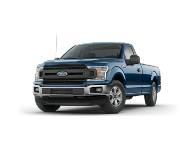 2018 Ford F-150 2WD REG CAB BOX Truck Regular Cab